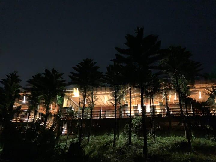 獨立的森活小屋