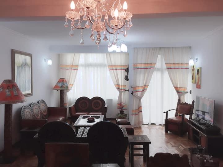 Beautiful 3 Bedroom 2 bathroom APT In Aidds Abeba
