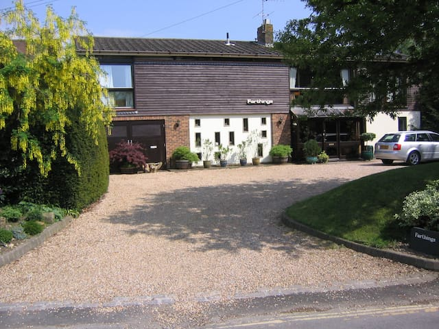 Farthings Bed and Breakfast - Hamble-le-Rice - Pousada