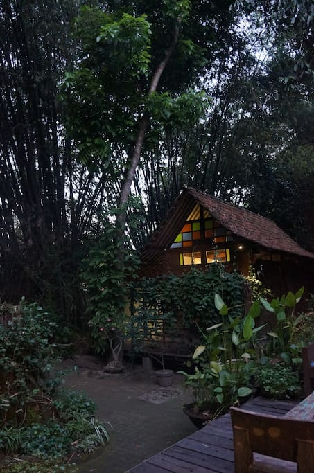 The Bungalow - Traditional look of Javanese house with modern touch and amenities