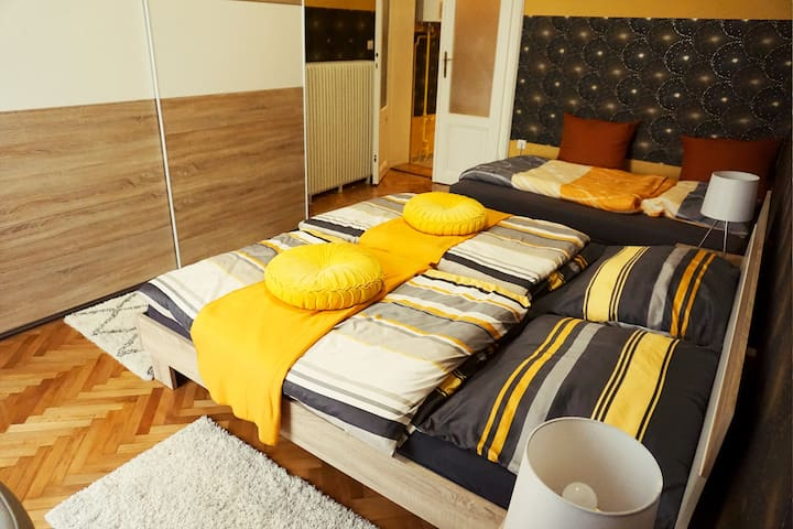 Luxury Room #1 in Apartment Soul of City