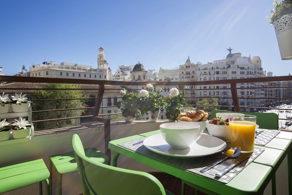 Xativa terrace ii apartamentos en alquiler en valencia for Pisos xativa 9 d octubre xativa