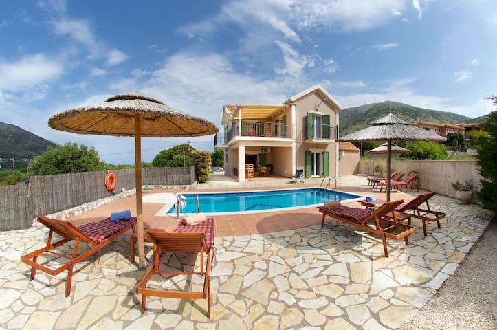 Villa Kanelis - Agia Effimia - วิลล่า