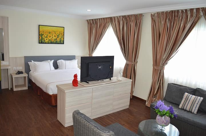 Angsoka Hotel Teluk Intan Superior King 200