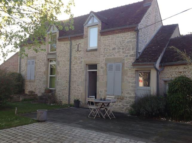 Maison de la levée - Sigloy - House