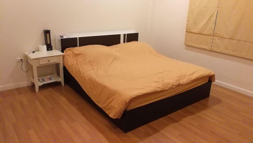 1 bedroom near Suwannabhumi airport - Bangkok - Hus