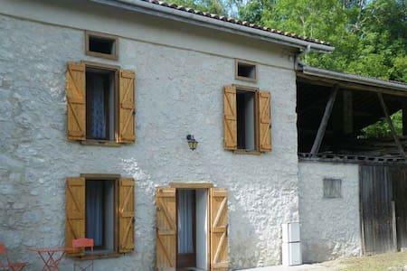 Maison 70 m2 à Roquefort les Cascades (Ariège) - Roquefort-les-Cascades - 獨棟