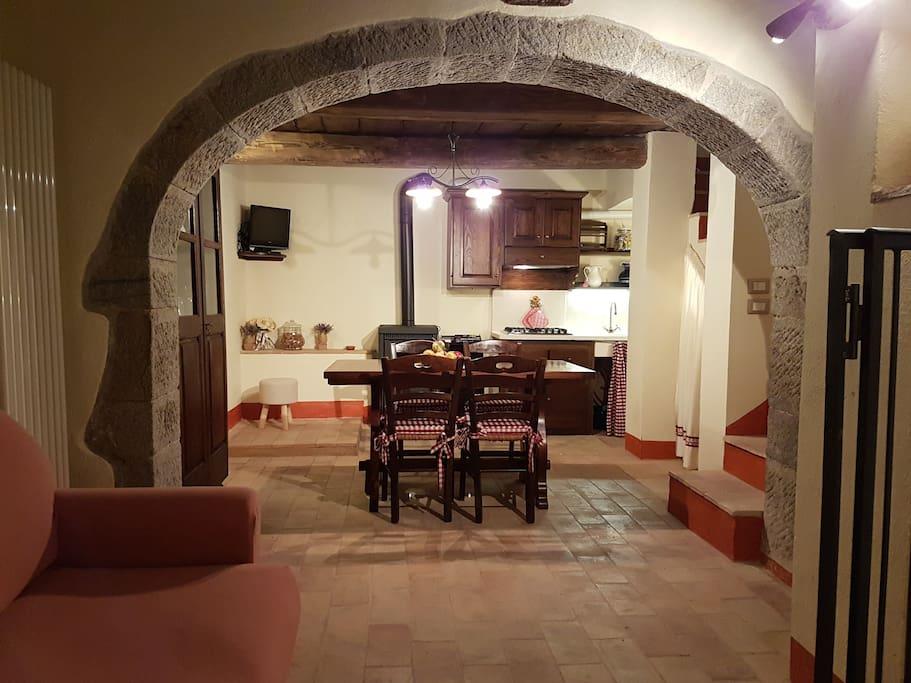 Taverna- cucina