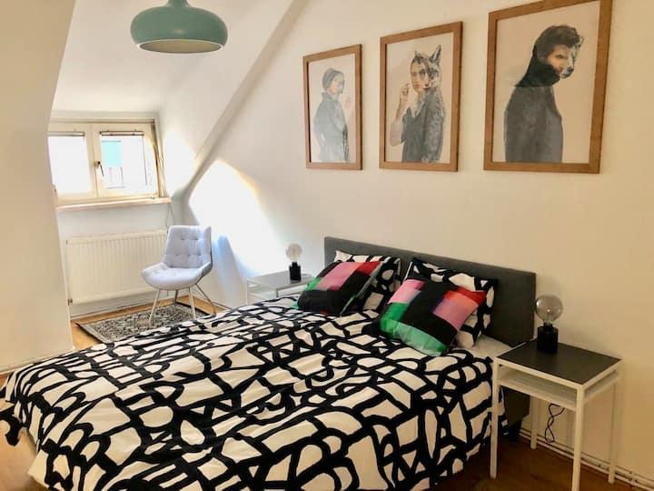 💚 Cozy City Apartment by Nahuen Suites