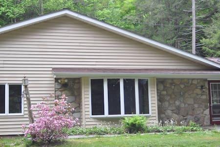 The Cabin in Colley, Sullivan County, PA