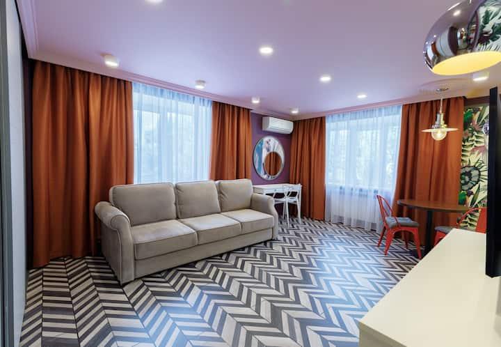 Апартаменты на Софьи Перовской 32