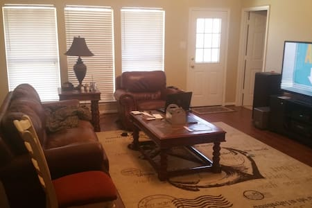 Lovely Room in a Cozy House Quiet Street - Haltom City