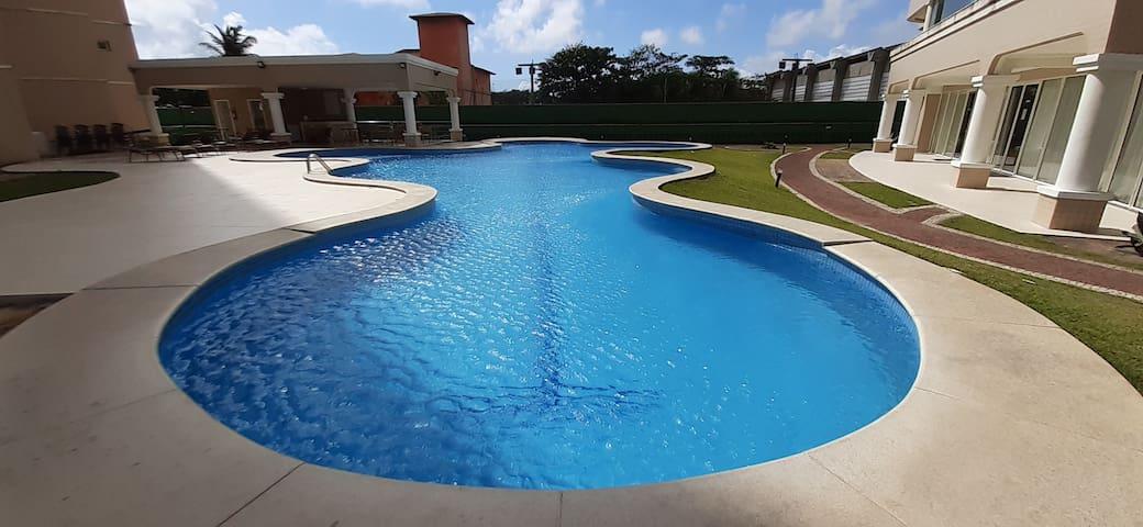 BEACH FLAT PÉ NA AREIA - PRAIA DO FUTURO