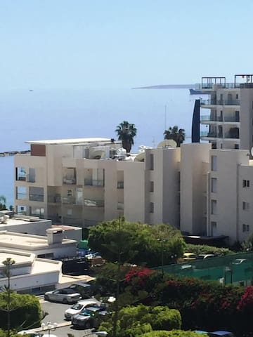 2Х КОМНАТНАЯ КВ В 50 МЕТРАХ ОТ МОРЯ - Limassol - Apartemen