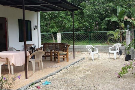 Samal Guesthouse close to nearby beaches - Island Garden City of Samal