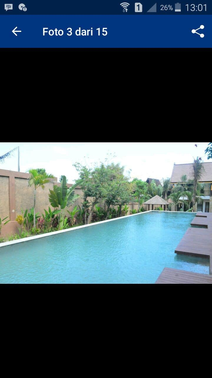 D'J Villa close to the beach By Sila Dharma Mesari