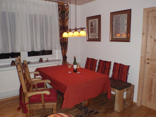 Schöne 3,5-Raum Wohnung in Oberhof/Thüringer Wald
