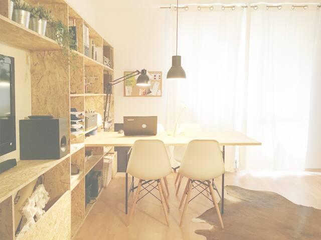 Designer 1-Zimmer-Wohnung, citynah - คัสเซิล - (ไม่ทราบ)