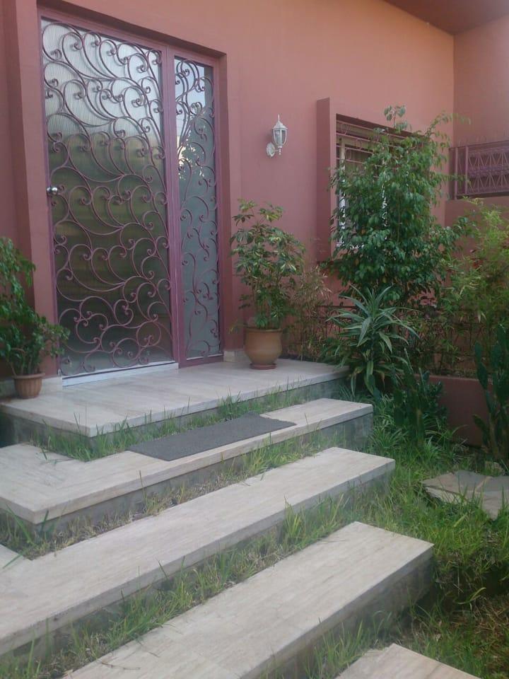 Villa proche du Centre de Casablanca
