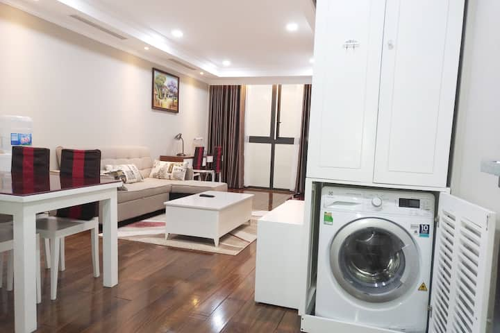 A comfortable apartment near Old Quarter