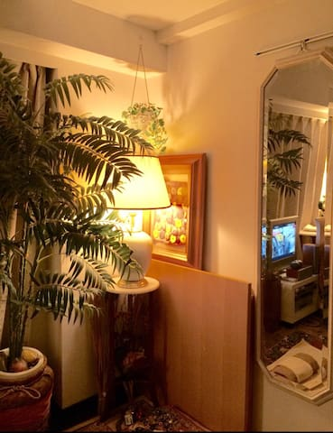 Private room from Tokyo station7min - Chiyoda-ku - Appartement