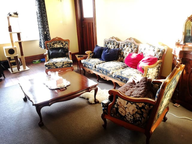 Character Charm - Close to Town - Palmerston North - Rumah