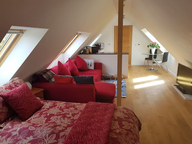Highlands Studio Flat /Inverness - Inshes - Apartment