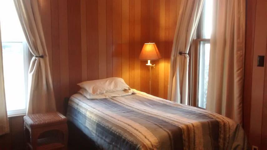 Rest Nest - single, comfy, ground floor - Mount Vernon - Casa