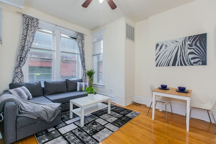 Location! Right Next to Wrigley Field! Cozy 1BR