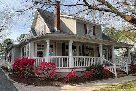 Charming 1930 Bungalow Home in Downtown Cary!