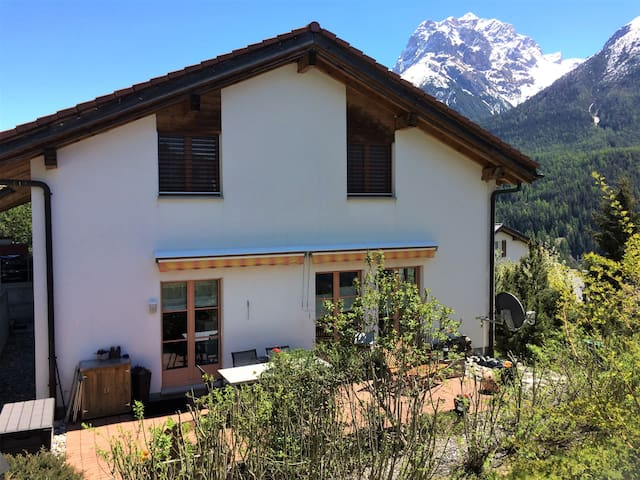 STUDIO-APPARTEMENT SENDA 495D SCUOL ENGADIN