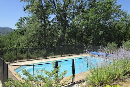 Serena Villa in Saignon with Private Swimming Pool