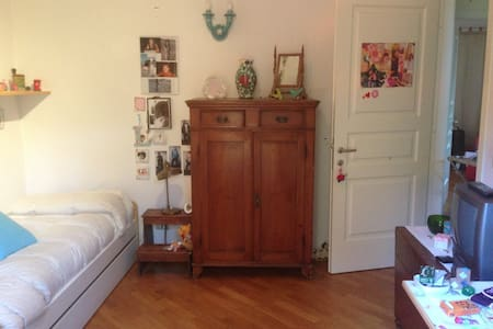 "CHARMING SINGLE ROOM IN THE ""SWEETNESS VILLA"" - Perugia - Bed & Breakfast"