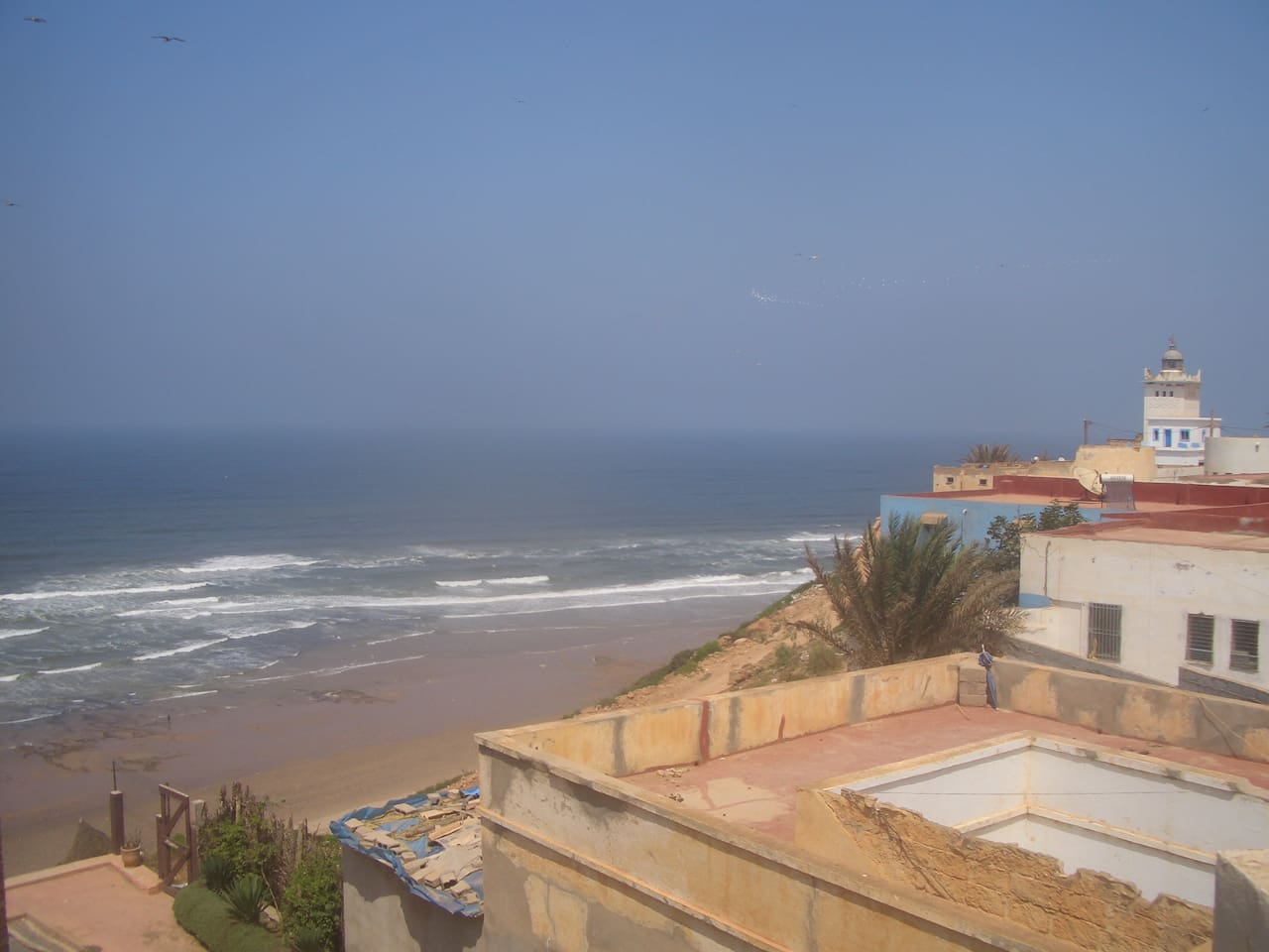 Your ocean view from the terrace