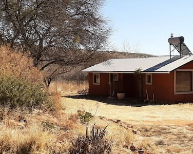 Mofifi cottage on Kokopelli Farm