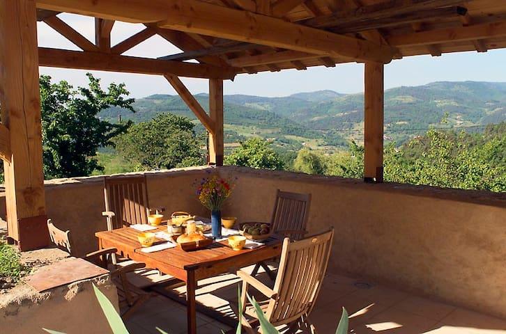 Gîte de la Ferme des Souins Ardèche