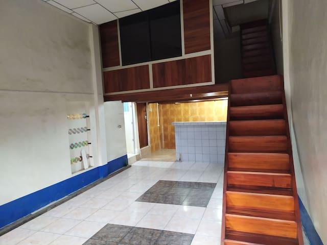 Casa centrica y cómoda en Jipijapa