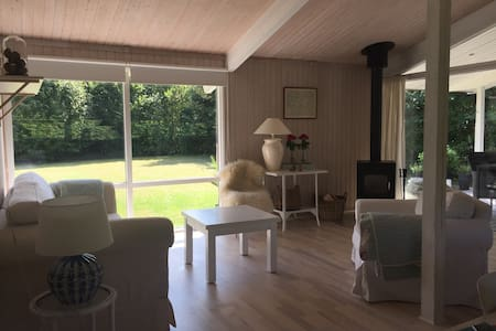 Lovely Summerhouse with big garden - Gilleleje - Huis