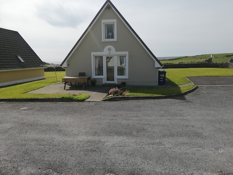 Holiday home-3 bedroom. 1 double, 1 twin  1 single