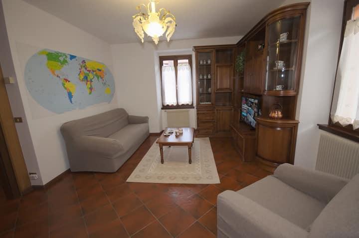 Appartamento Corniolo in centro a Pinzolo