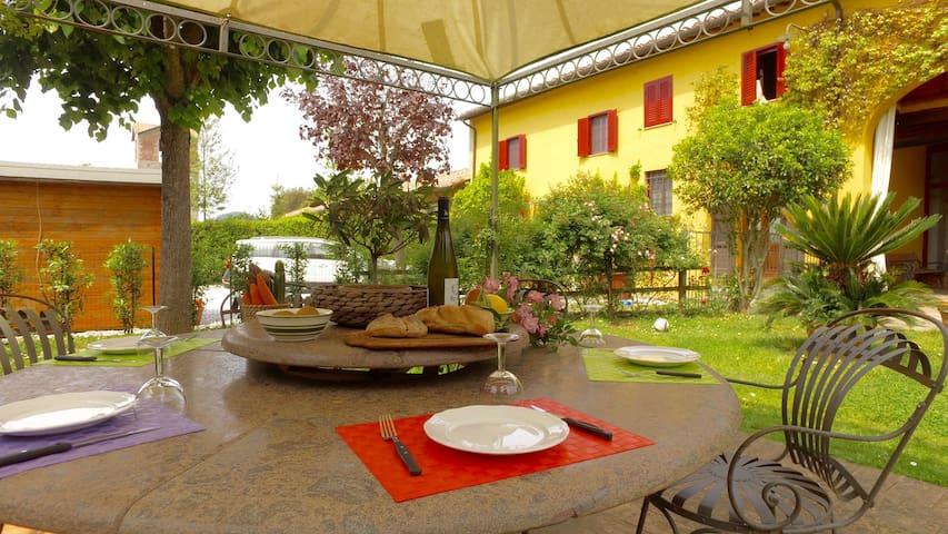 Casa Olla - Stupendo Rustico del '600 - Piza - Apartament