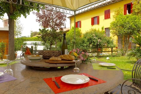 Casa Olla - Stupendo Rustico del '600 - ปิซ่า