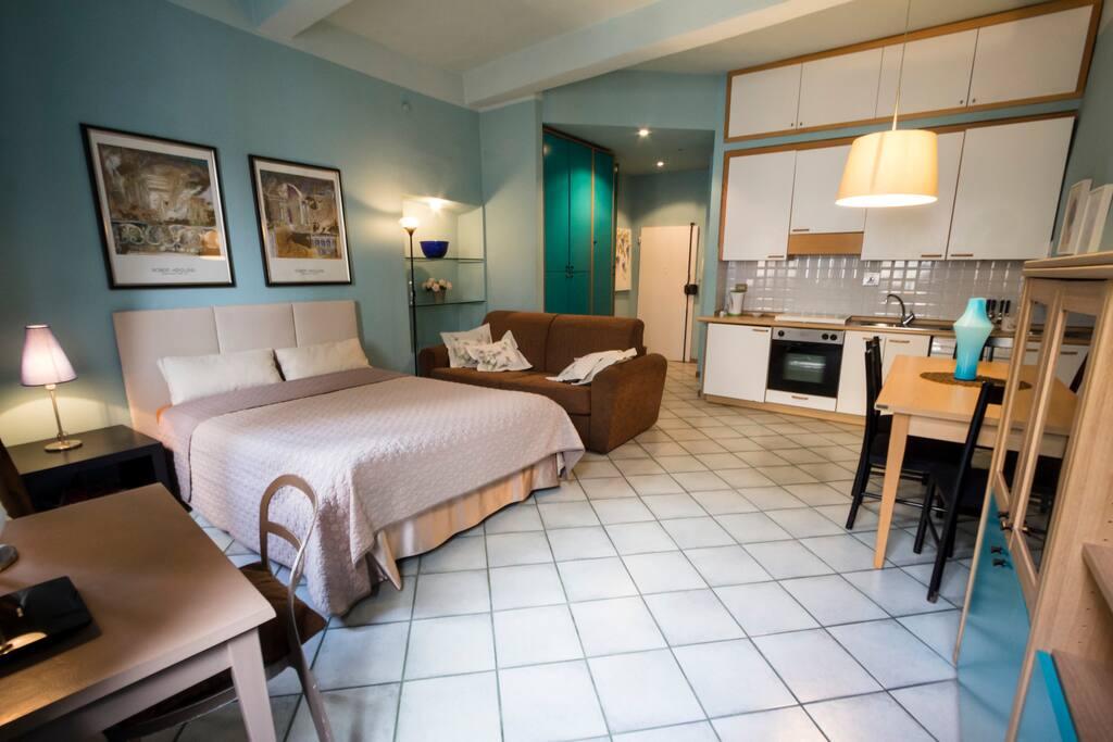 Romantico loft nel centro storico san niccol - Magazzino della piastrella e del bagno firenze fi ...