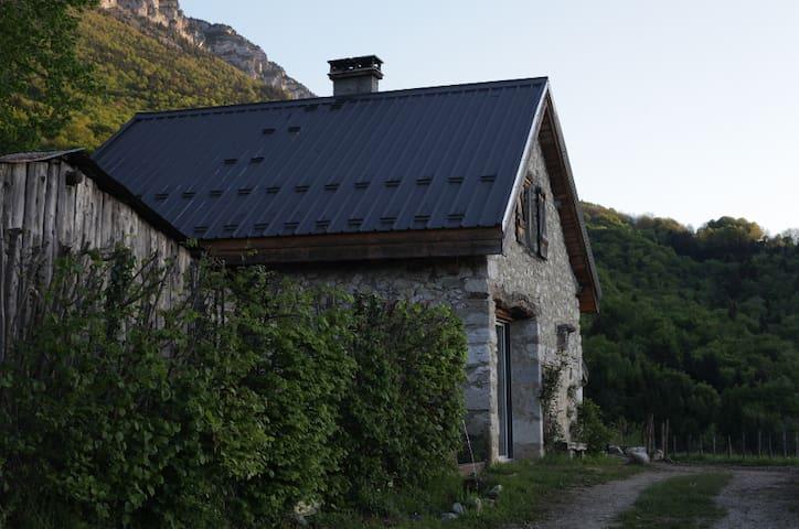 Maison de montagne en Chartreuse - Le Touvet - Hus