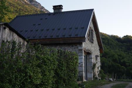 Maison de montagne en Chartreuse - Le Touvet - Talo