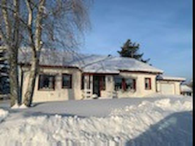 Villa uthyres under  SM veckan i Boden