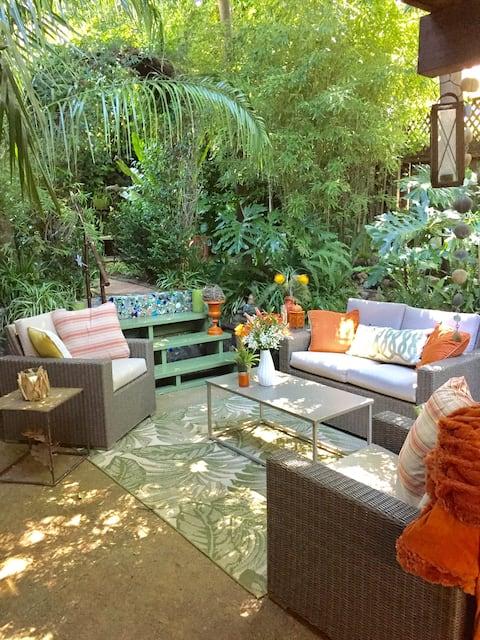 The Zen Octopus Garden