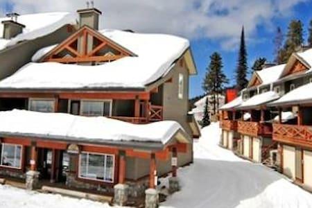 Ski-In Ski-Out Condo Big White - Kelowna - Wohnung