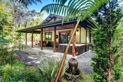 화산 찻집 전원주택