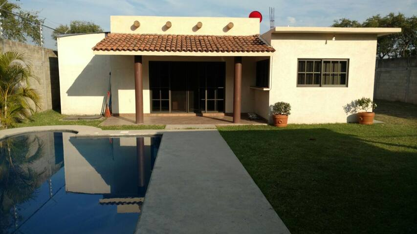Lovely house in Morelos, Yautepec. - Yautepec de Zaragoza - House